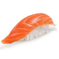 Сашими-с-лососем